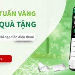 Thanh toán tuần Vàng - Nhận ngàn quà tặng với VPBank Online