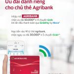Chỉ cần có thẻ Agribank, ưu đãi hấp dẫn băng băng chạy về