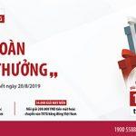 Chương trình tiết kiệm dự thưởng Sinh lợi an toàn - Hàng ngàn giải thưởng của Agribank, hơn 40.000 giải thưởng hấp dẫn đang chờ đón khách hàng