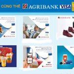 Rộn ràng ưu đãi chào hè cùng thẻ Agribank Visa