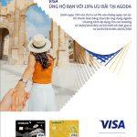 Nắm tay nhau đi khắp thế gian, nhận ưu đãi từ Agoda khi thanh toán bằng thẻ Quốc tế Eximbank Visa