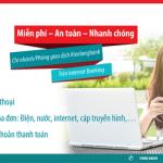 Miễn phí dịch vụ Nạp tiền và thanh toán hóa đơn tại Kienlongbank
