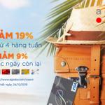 Giảm 19% tại Agoda vào thứ 4 cho chủ thẻ MB Visa