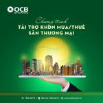 Chương trình Tài trợ Mua - Thuê sàn thương mại dành cho khách hàng doanh nghiệp của OCB