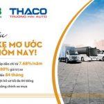 Chương trình ưu đãi đặc biệt dành cho gói vay mua xe ô tô từ Thaco của OCB