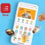 Ăn triệu món ngon Nhận ngay ưu đãi với Thẻ Tín Dụng Shinhan tại Now