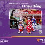 Ưu đãi khủng tại Traveloka, Agoda, Nguyễn Kim, Điện máy Chợ Lớn nhân dịp TPBank 11 tuổi