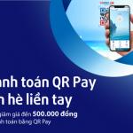 Thanh toán QR Pay nhận nhiều ưu đãi cùng Viet Capital Bank