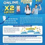 Tiết kiệm online - Nhân hai lợi ích cùng VietABank
