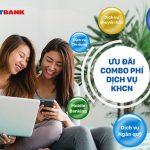 Chương trình ưu đãi Combo phí dịch vụ dành cho khách hàng cá nhân của VietBank