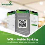 Vietcombank triển khai dịch vụ thanh toán QR Code liên ngân hàng