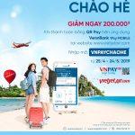 Giảm ngay 200.000 đồng khi mua vé máy bay trên VietinBank iPay Mobile