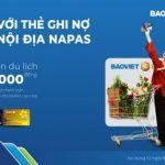 Ưu đãi lớn hưởng ứng Ngày không tiền mặt cùng BaoViet Bank