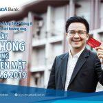 Ngân hàng Đông Á hưởng ứng Ngày không dùng tiền mặt