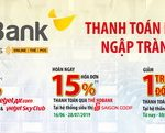 Ngày không tiền mặt 16/6, nhận ngàn ưu đãi cùng HDBank
