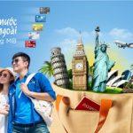 Vi vu nước ngoài cùng thẻ tín dụng MB