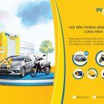 Gửi tiền trúng ô tô tại PVcomBank