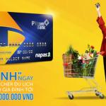 Ngày hội không dùng tiền mặt cùng thẻ ATM PVcomBank
