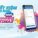Tiết kiệm online - Rinh iPhone XS Max cùng SCB