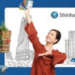 Rinh giải thưởng giá trị với Ngày không Tiền mặt của Shinhan Bank