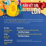 VietABank triển khai chương trình Gắn kết dài, Ưu đãi lớn