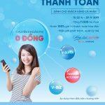 Thanh toán không dùng tiền mặt với gói tài khoản VietinBank