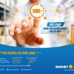 BaoViet Bank cấp tín dụng siêu ưu đãi cho doanh nghiệp vừa và nhỏ