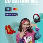 Ưu đãi cùng Lazada Mid-Year Festival khi thanh toán bằng thẻ Quốc tế Eximbank Mastercard