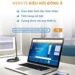 Kiều hối Đông Á ra mắt website mới với những tính năng nổi bật