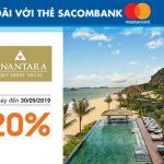 Anantara Quy Nhơn Villas giảm 20% với thẻ Sacombank Mastercard