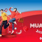Tận hưởng Lễ hội Mua sắm Đỏ tại Vincom với thẻ Sacombank
