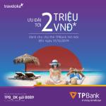 Mở thẻ tín dụng TPBank, Nhận ngay E-voucher tới 2.000.000 VNĐ