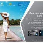 Chương trình khuyến mãi Quà tặng mùa hè 2019 cùng Vietcombank