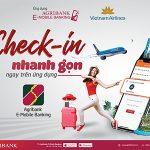 Đặt vé máy bay, vé tàu, vé xe chỉ bằng 1 chạm trên ứng dụng Agribank E-Mobile Banking