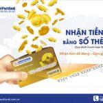 Nhận tiền chuyển đến bằng số thẻ ATM cùng LienVietPostBank