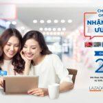 Chi tiêu online - Nhận ngay ưu đãi với thẻ tín dụng MB