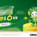 Giao dịch trên OCB OMNI với xác thực OTP chỉ 6 ký tự