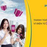 Kết nối thành công Ví điện tử Momo và thẻ ATM PVcomBank