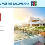 Hotels.com giảm 8% với thẻ Sacombank JCB