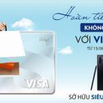 Hoàn tiền mua sắm không giới hạn và nhận Note 10 với Sacombank Visa Debit