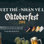 Vui quẹt thẻ - Nhận vé lễ hội Oktoberfest cùng SCB