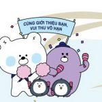Cùng giới thiệu Bạn, Vui Thu vô hạn cùng Shinhan Bank