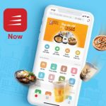 Ăn triệu món ngon - Nhận ngay ưu đãi với Thẻ tín dụng Shinhan tại Now