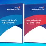 Ngân hàng Bản Việt phát hành chứng chỉ tiền gửi, lãi suất lên đến 10.2%/năm