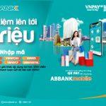 Quét QRPAY - Nhận ngay ưu đãi trên ABBankmobile