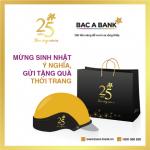 Cùng Bac A Bank mừng sinh nhật ý nghĩa, gửi tặng quà thời trang
