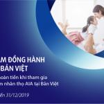 Hoàn tiền 500.000 VNĐ khi tham gia bảo hiểm AIA tại Bản Việt