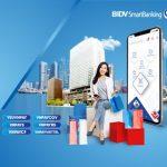Nhận ưu đãi tới 1 triệu đồng khi thanh toán QR Pay trên BIDV SmartBanking