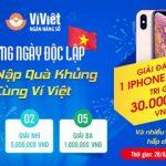 LienVietPostBank tri ân khách hàng nhân dịp Quốc khánh 2/9