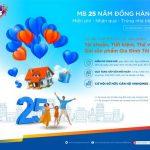 MB triển khai chương trình MB 25 năm đồng hành